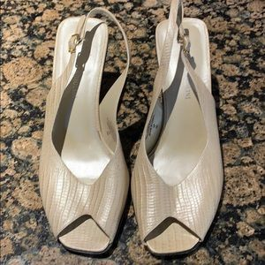 Blink Shoes Oxford Heels Poshmark